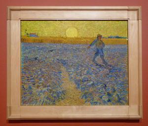 9 Van Gogh The Sower