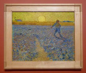 9 Van Gogh The Sower